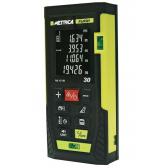 Misuratore laser elettronico 60 Mt METRICA Flash 61155