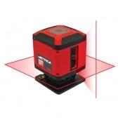 Livella Laser Box3 360+1V Rosso Metrica