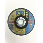 Dischi da taglio per Acciaio Ferro 25 Pz 115 x 3,2 x 22,32 mm Ima serie Gold 1153222F2DT