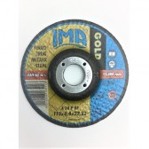 Disco da sgrosso Inox  5 pz 230 x 7 x 22 IMA 2307022I3DS