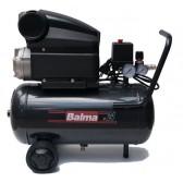 Compressore 24 Lt BALMA MS 20/24 10 Bar 2 HP