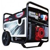 Generatore elettrico semisilenziato a benzina monofase 4.0 Kw Genmac Combipro RG5000HC