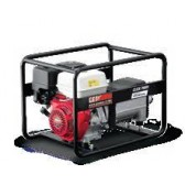 Generatore elettrico portatile diesel monofase 5.0Kw  Genmac Clik RG6000KO