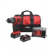 "Avvitatore ad impulsi Chicago Pneumatic CP8849 da 1/2"" 20V Kit 2 Batterie 6.0Ah + caricatore + borsa"