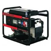 Motosaldatrice generatore elettrico trifase 5.7Kw avviamento elettrico Genmac Combiflash G221HEO