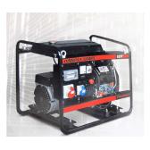 Motosaldatrice generatore elettrico trifase 7Kw avviamento elettrico Genmac Combiflash G250KEO