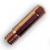 Ugello punta in rame per saldatrice Mig e Mag D.0.8mm M6 10 Pezzi