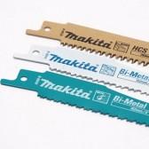 Lame per seghetto Makita Set 3 modelli legno metallo plastica B-13677