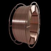 Bobina filo per saldatrice per acciaio D1.0mm 16Kg TC saldatura I210RKS16N01