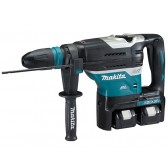 Martello demolitore a percussione Makita 2 batterie bluetooth DHR400PT2U