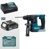 Tassellatore a batteria Makita SDS-PLUS HR140DSAE1