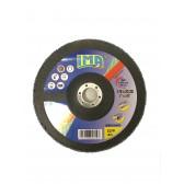Dischi lamellari 10 pz 178 x 22 P40 Zirconio ZLF18040 FIB IMA