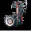 Smontagomme automatico Boxer Quadrica 1000 GT Plus