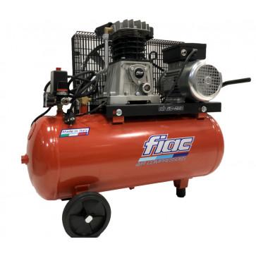 Compressore Elettrico a Cinghia FIAC AB 50/268 2 HP 50 lt Professionale  Aria Compressa