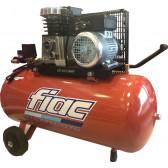 Compressore Elettrico a Cinghia FIAC AB 100/268 2 HP 50 lt Professionale Aria Compressa