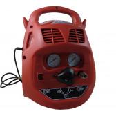 Compressore Elettrico Portatile FIAC Batair motore 1,5 HP 6Lt