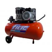 Compressore Elettrico a Cinghia FIAC AB 100/360 3 HP 100 lt Professionale Aria Compressa