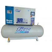 Compressore Elettrico a Vite FIAC New Silver D 7,5/500 Serbatoio 500 Lt 7,5 HP