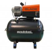 Compressori Rotativo a Palette Mattei BLADE S 2 Monofase 3 HP 200 Litri