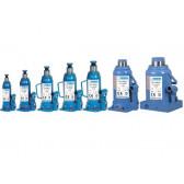 Cric a bottiglia idraulico Fervi 0062/2 Portata 20 tonnellate