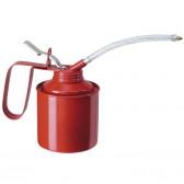 Oliatore in metallo Fervi 0156/200 con canna flessibile 200cc di portata