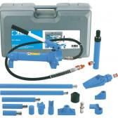 Unità idraulica Fervi 0054/4 kit per utensili idraulici portata 4 ton
