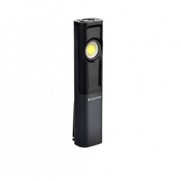 Lampada a led da officina Ledlenser iw7r 600 lumen inspection Series