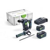 Tassellatore a batteria FESTOOL BHC 18 Li 5,2 I-Plus