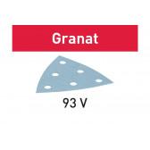 Foglio abrasivo FESTOOL Granat STF V93/6 P40 GR/50