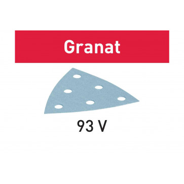 Foglio abrasivo FESTOOL Granat STF V93/6 P60 GR/50