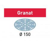 Disco abrasivo FESTOOL Granat STF D150/48 P100 GR/100
