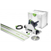 Sega ad affondamento FESTOOL TS 55 REBQ-Plus-FS