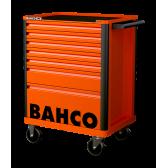 Carrello per utensili BAHCO Storage HUB E72 a 7 cassetti