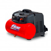 COMPRESSORE CUBY 6/1100 6 LT FIAC 8 BAR 1.1 KW OILLESS.