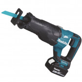 SEGHETTO DRITTO A BATTERIA MAKITA 18 V 32 MM BRUSHLESS DJR187RTJ