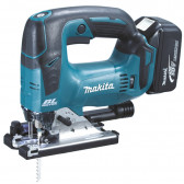 SEGHETTO ALTERNATIVO A STAFFA MAKITA A BATTERIA 18 V 26 MM DJV182RTJ BRUSHLESS