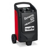 Carica batterie Avviatore Telwin Dynamic 620 Start 230V 12-24V