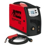 Saldatrice Inverter a Filo MIG MAG Telwin TechnoMig 215 Dual Synergic