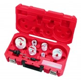 Set4 Seghe a Tazza Milwaukee pz.10