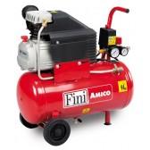 Compressore Fini Amico 25/2400 24 litri 2 HP