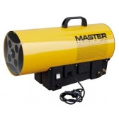 Generatore d'aria calda MASTER BLP 33 M gas