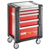 Carrello Usag Racing 519 R5/3V 5 Cassetti