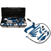 Martinetto Idraulico + Kit strumenti di Allineamento Fermec 4 t