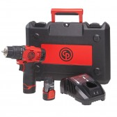 Trapano Avvitatore da 10mm CP8528 Ultra Compatto & Leggero + 2 Batterie 1.5Ah Chicago Pneumatic