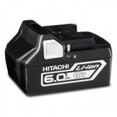 Batteria Li-ion Hitachi BSL1860 18V 6Ah