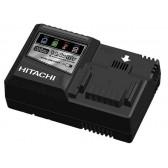 Caricabatterie Slide Hitachi UC18YSL3 14.4V-18V 3.0Ah-6.0Ah con Porta USB
