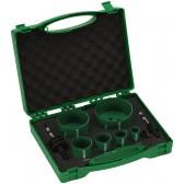 Kit Elettricista 9 pezzi Seghe a Tazza Hitachi HTA752175