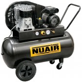 Compressore Nuair B 2800B 100 Lt 2 HP