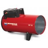 Generatore d'aria calda BM2 GP 18M  alimentato a GPL