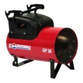 Generatore d'aria calda BM2 GP 30M alimentato a GPL